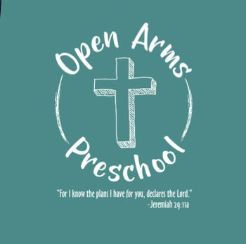 Open Arms Preschool logo